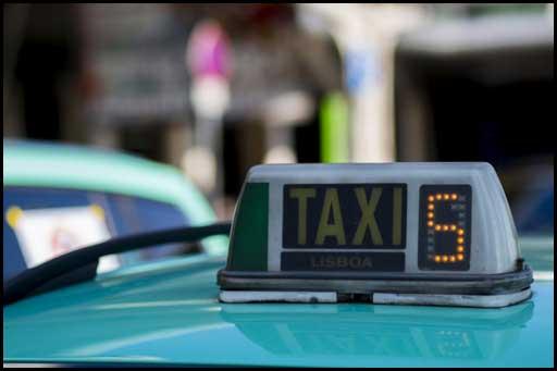 Táxis Moscavide